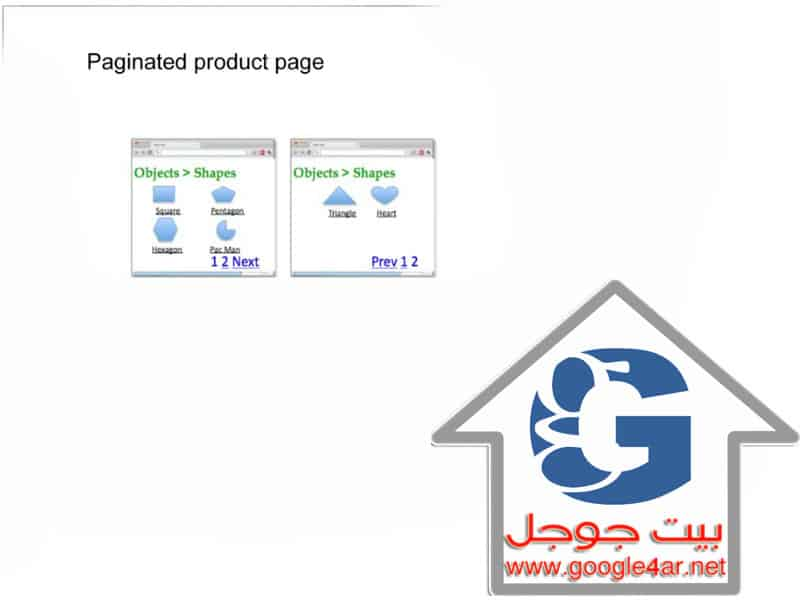 Pagination and SEO