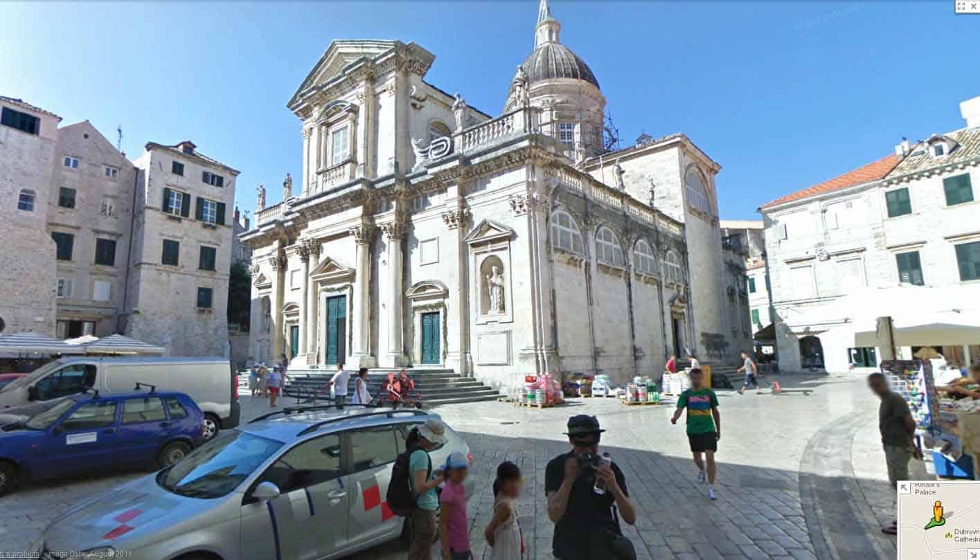 كاتدرائية العذراء - كرواتيا