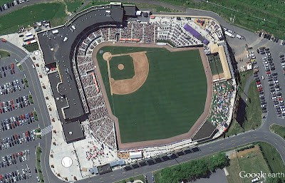Coca-Cola Park in Allentown, Pennsylvania