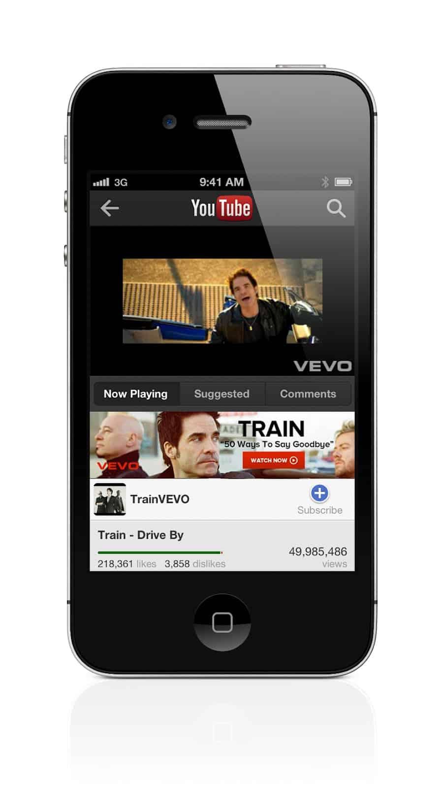 طرح تطبيق YouTube جديد لجهاز iPhone