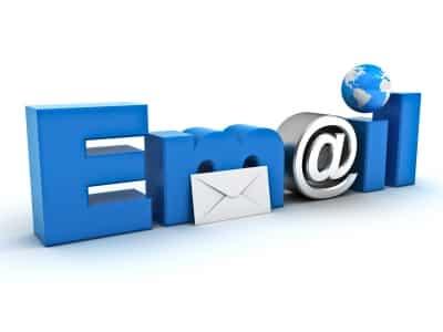 تلميحات التسويق عبر البريد