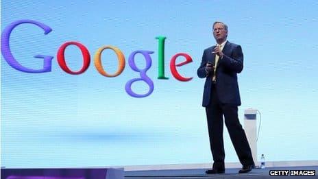جوجل تحت نيران الاعلان الاوروبي