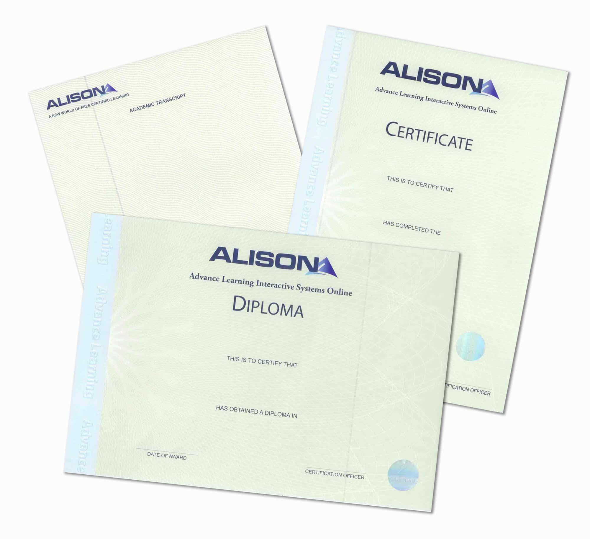 alison diploma certificate sample gallery certificate design and  alison diploma certificate sample image collections certificate alison diploma certificate sample image collections certificate alison diploma