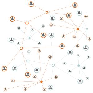 تأثير الشبكات الاجتماعية على البحث