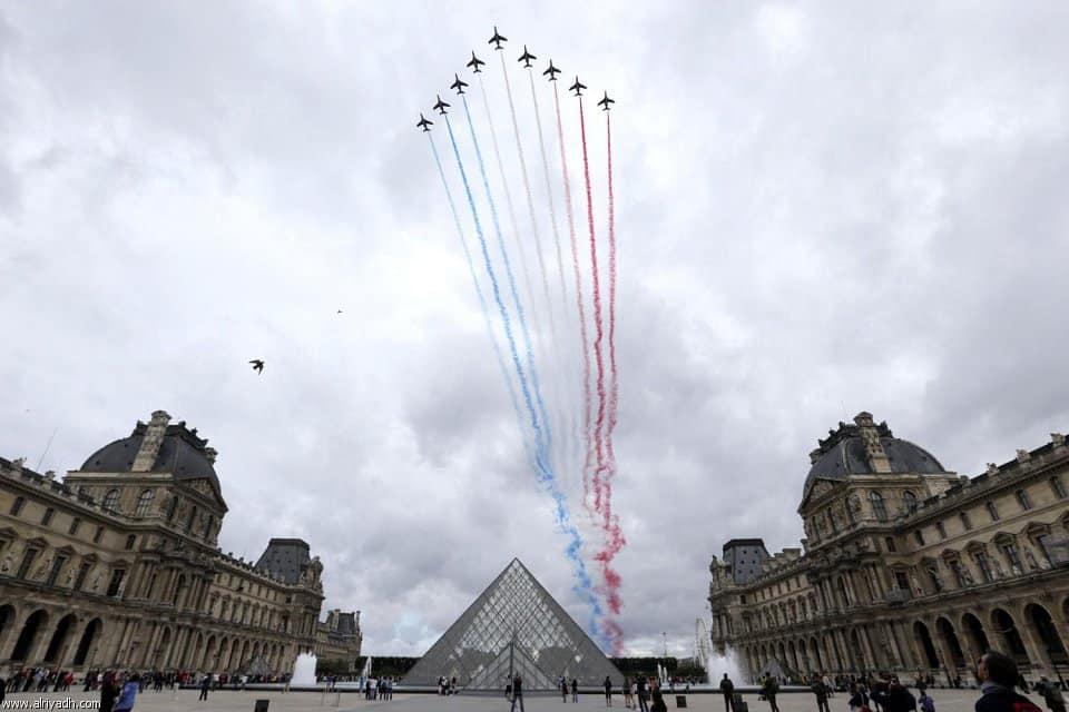 يوم الباستيل - العيد الوطني الفرنسي  (1)