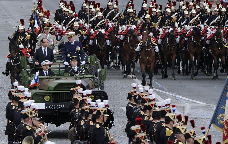 يوم الباستيل - العيد الوطني الفرنسي  (13)