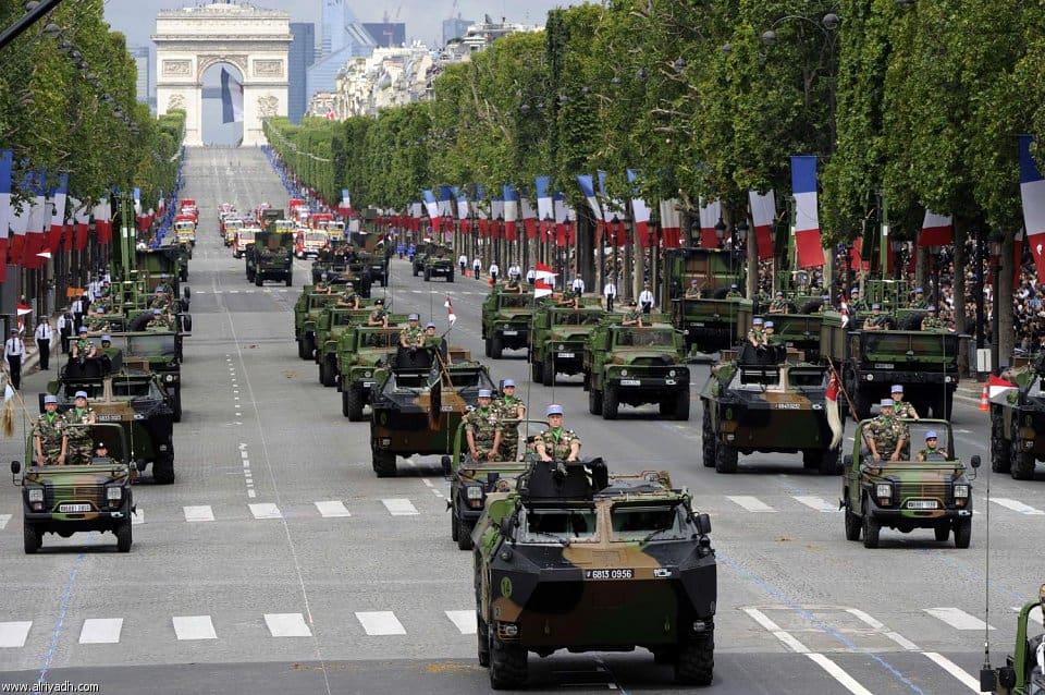 يوم الباستيل - العيد الوطني الفرنسي  (14)
