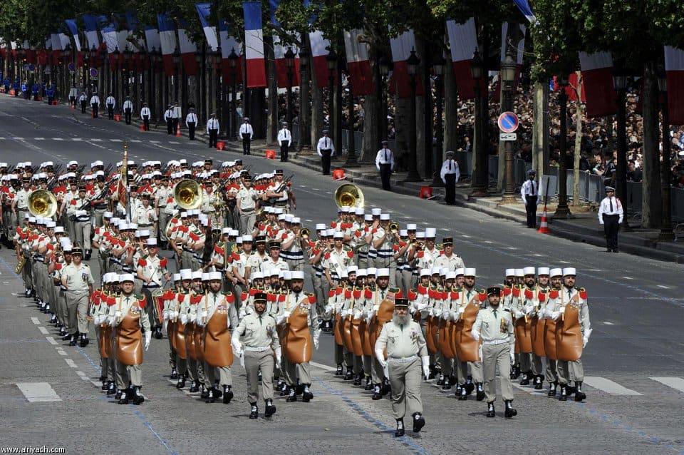 يوم الباستيل - العيد الوطني الفرنسي  (15)