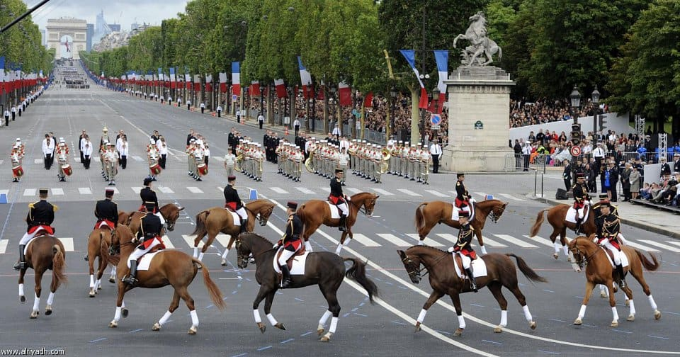 يوم الباستيل - العيد الوطني الفرنسي  (18)