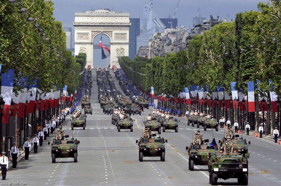 يوم الباستيل - العيد الوطني الفرنسي  (19)