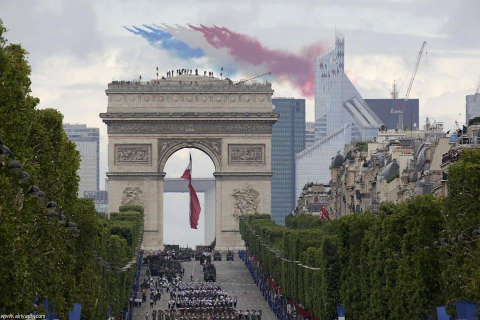 يوم الباستيل - العيد الوطني الفرنسي  (2)