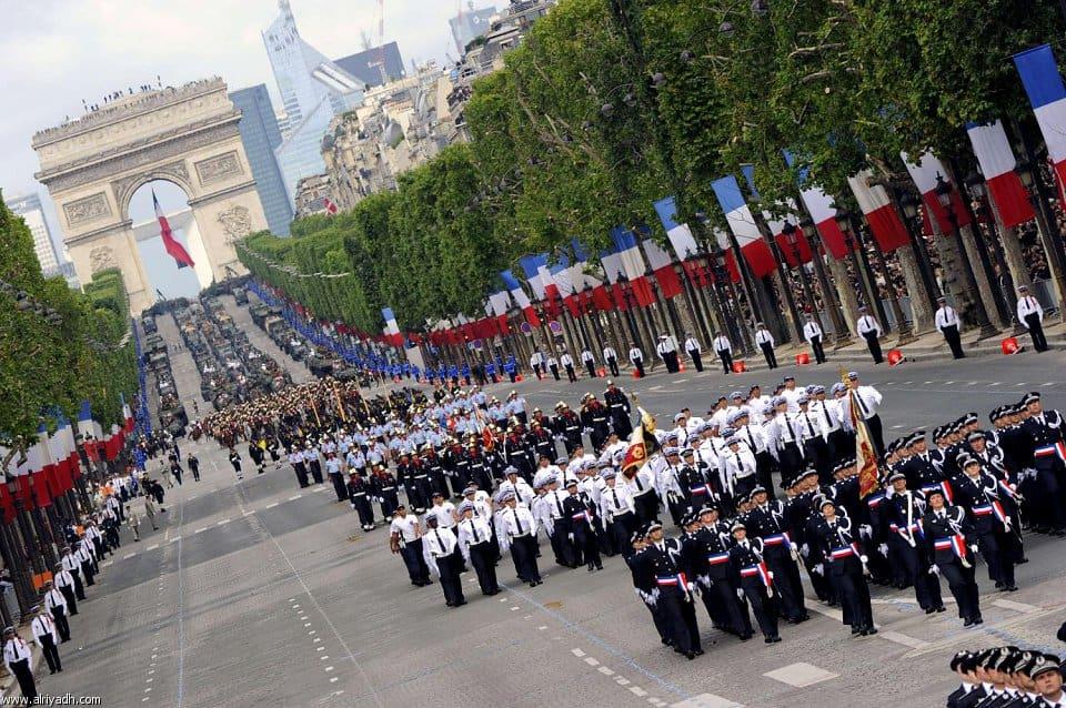 يوم الباستيل - العيد الوطني الفرنسي  (20)