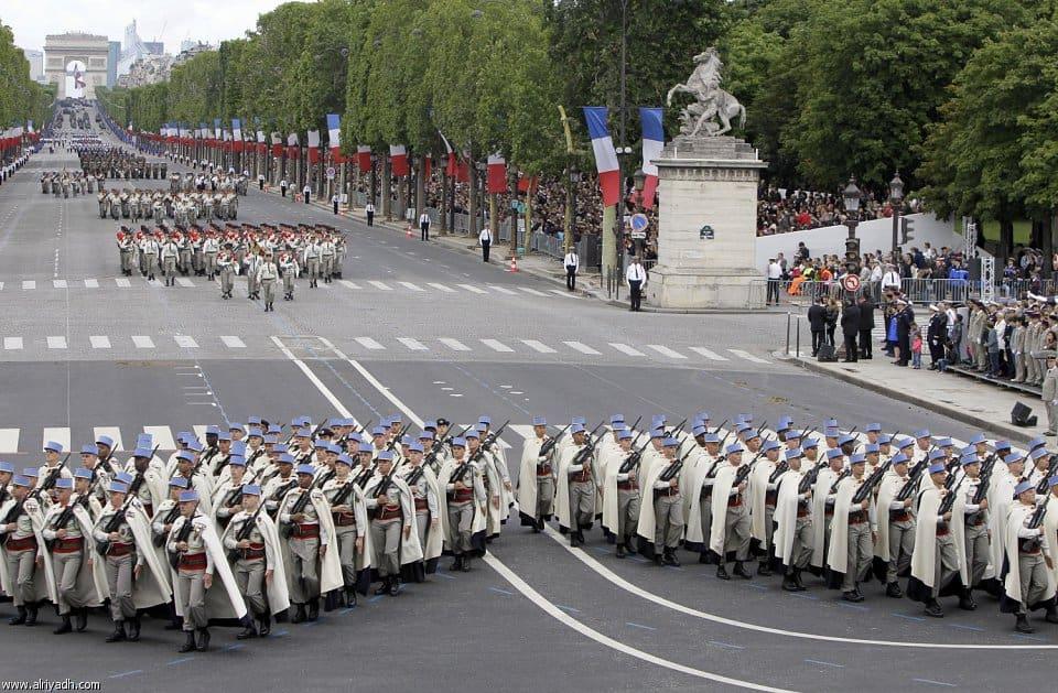 يوم الباستيل - العيد الوطني الفرنسي  (4)
