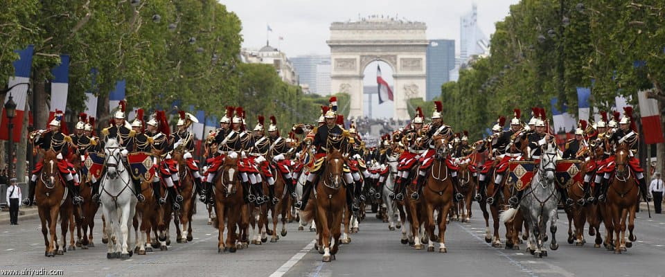 يوم الباستيل - العيد الوطني الفرنسي  (5)