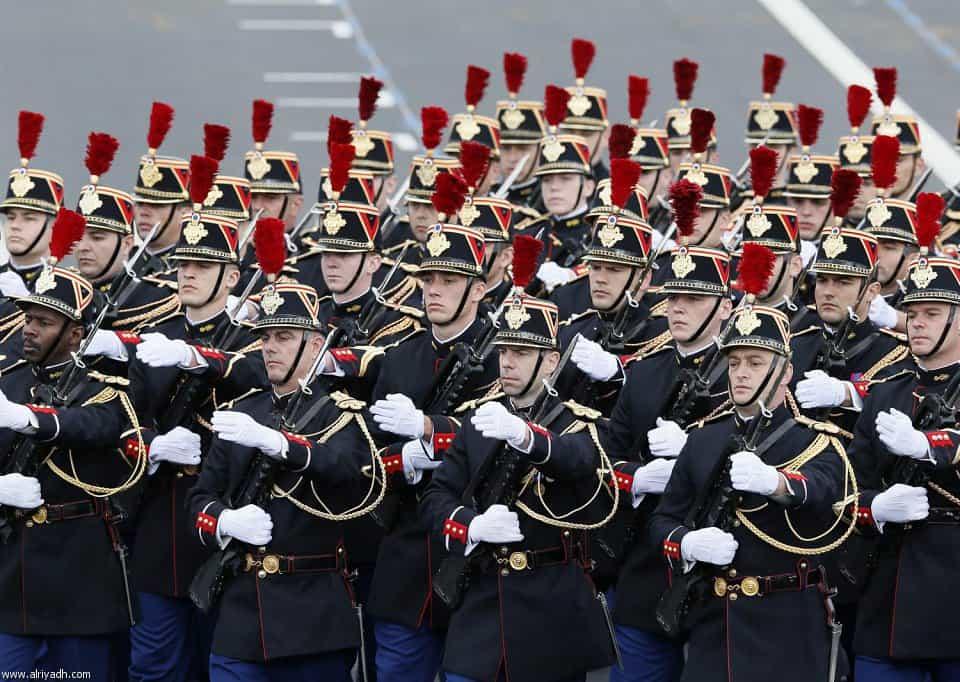 يوم الباستيل - العيد الوطني الفرنسي  (8)