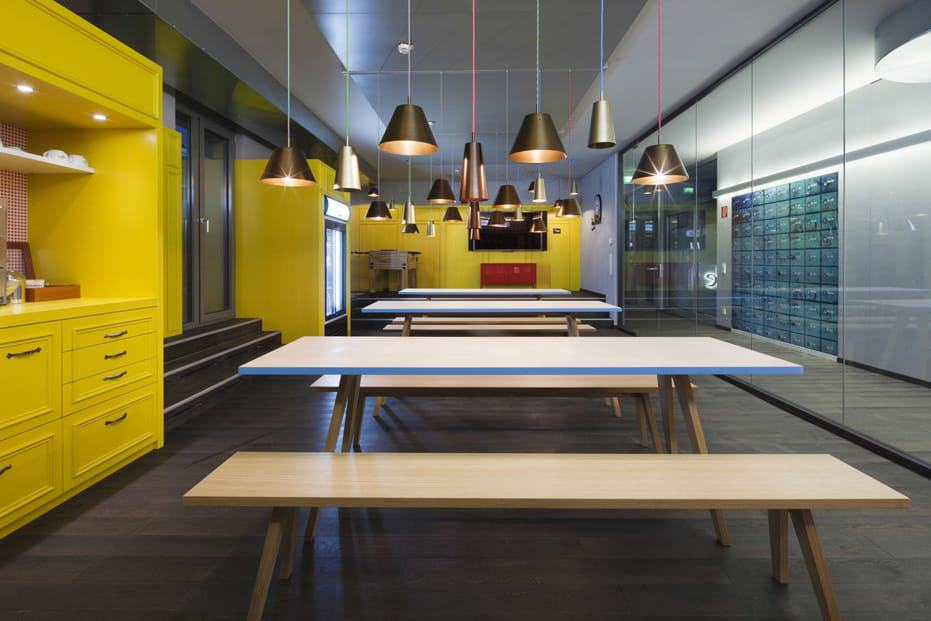 Google for Les plus beaux bureaux design