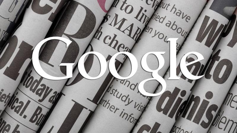 أخبار جوجل حقوق التأليف