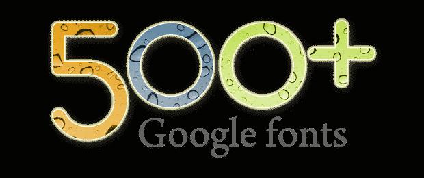 خطوط جوجل