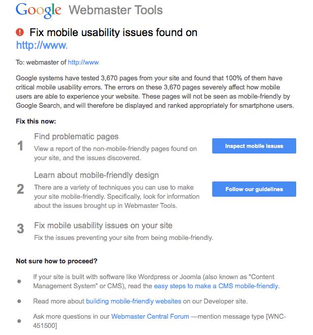 جوجل-موبايل-أدوات-مشرفي-المواقع