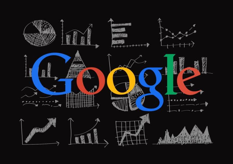google analytics سلة المهملات