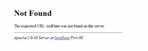 404 لم يتم العثور على الملف المطلوب