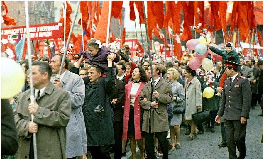 احتجاجات يوم العمال 1