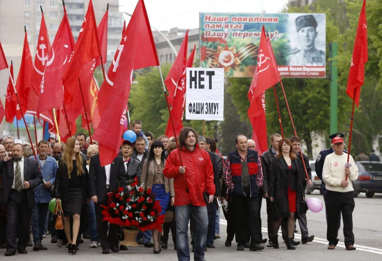 احتجاجات يوم العمال 2