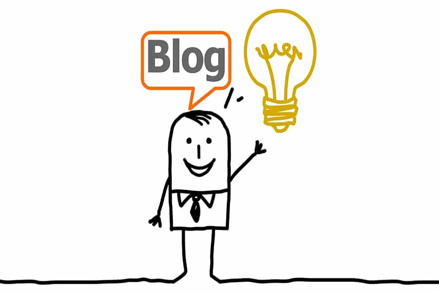 أفكار لمدونتك