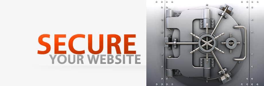 أمن الموقع
