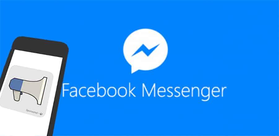 إعلانات فيسبوك على ماسنجر