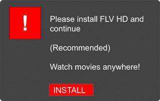 fake download button