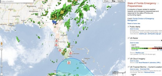 florida storm issac