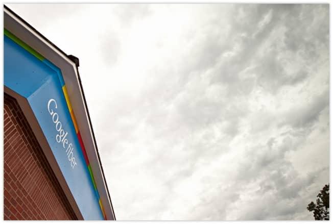 Kansas City receive Google Fiber connectivity