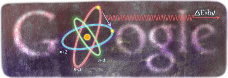 جوجل تحتفل بالعالم الذري نيلس بور في الذكر 127