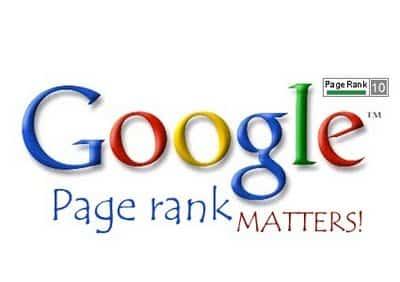 عوامل ترتيب الصفحات في جوجل