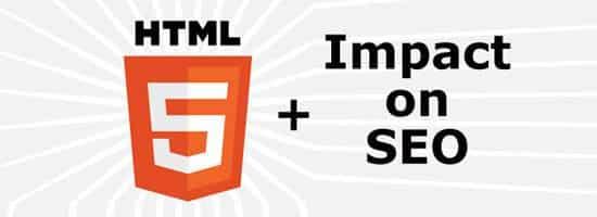 تأثير HTML في سيو