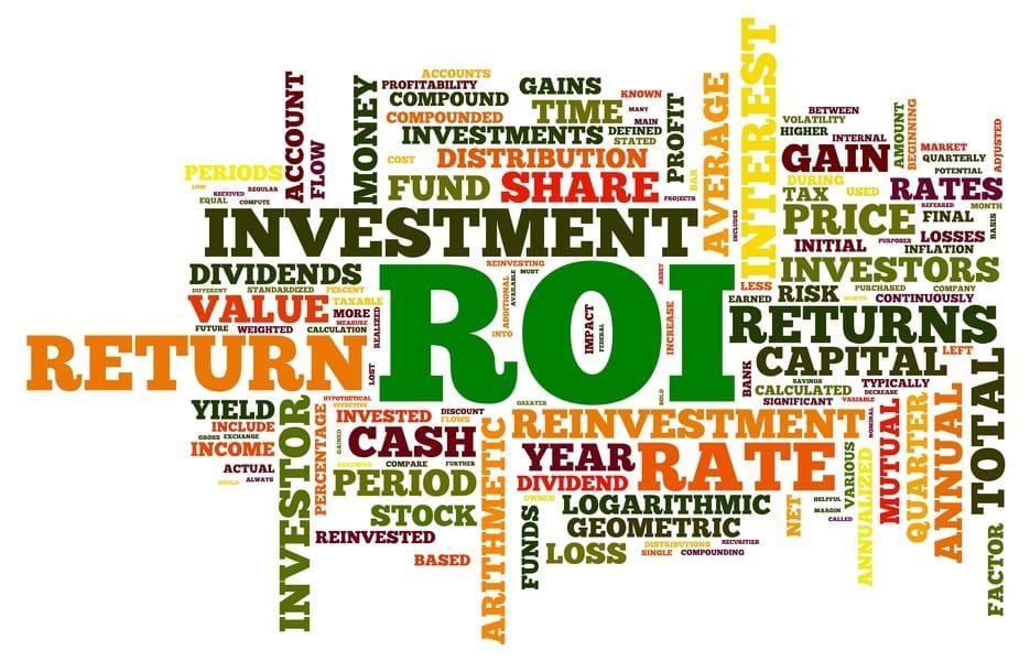 ROI - return of invertelment concept in word tag