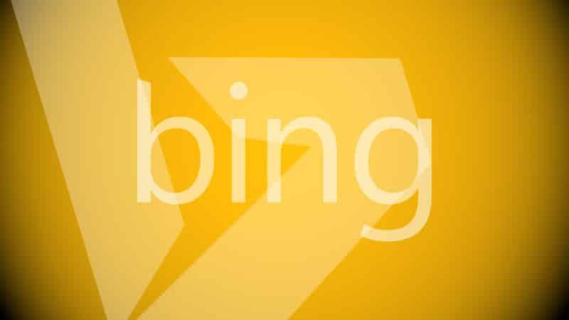 Bing المحتوى عامل اساسي بالترتيب