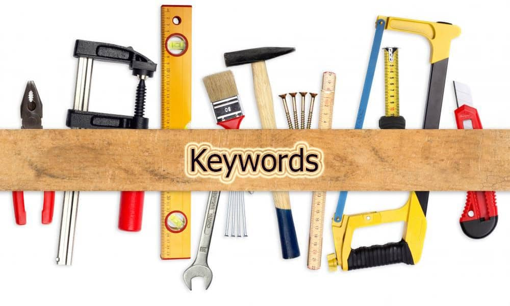 keywords tools seo
