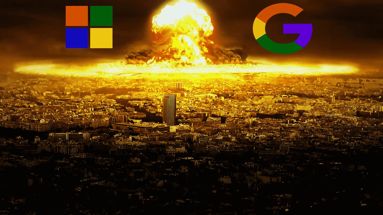 حرب-منافسة-جوجل-مايكروسوفت