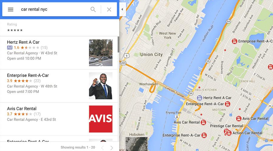 إعلانات-خرائط-جوجل