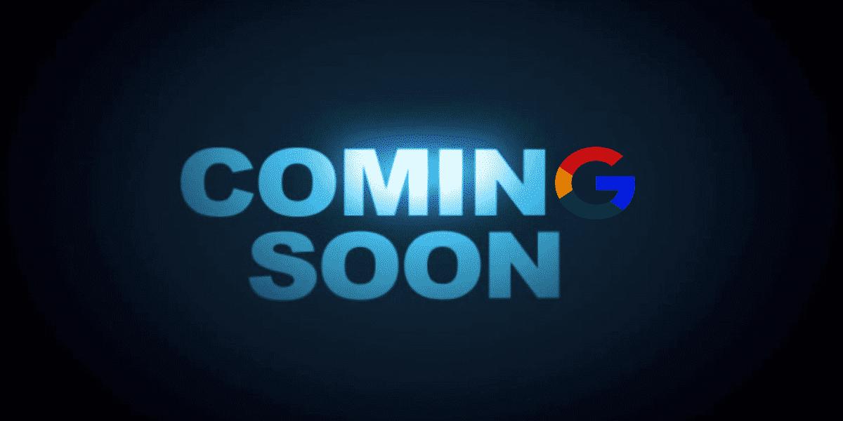 قريباً-جوجل