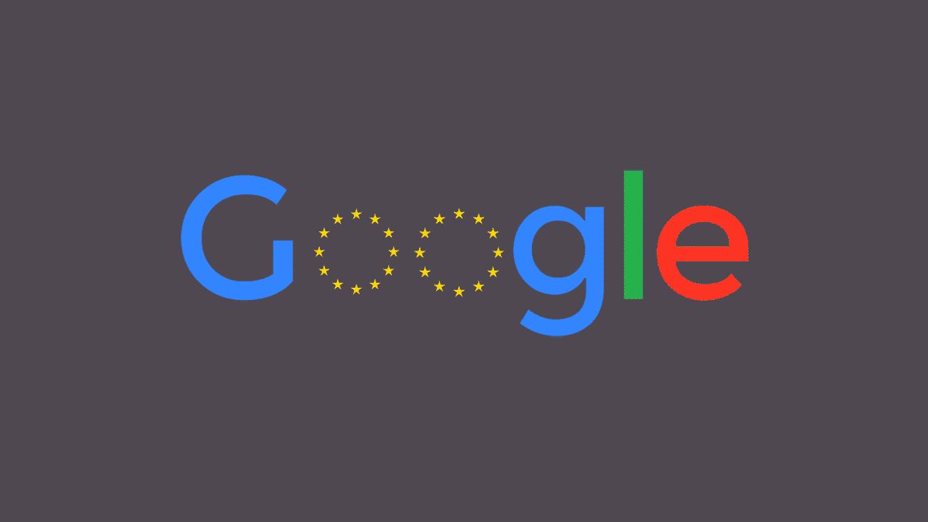 جوجل-الاتحاد-الأوروبي