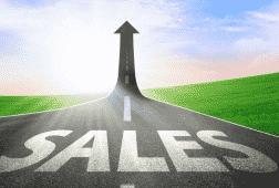 المبيعات من الانترنت