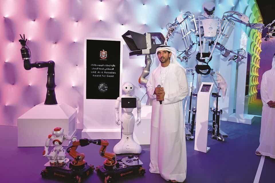 كيف ستستخدم الإمارات الذكاء الإصطناعي لتحسين الحياة؟