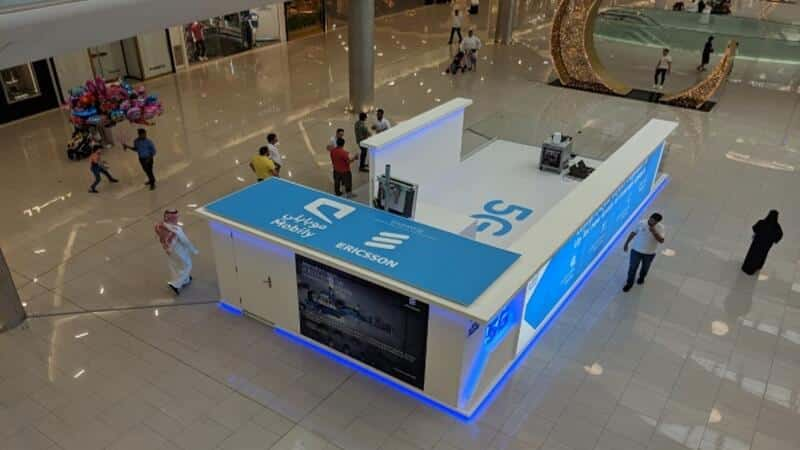 تعاون موبايلي السعودية مع إريكسون لتسريع الخدمات الرقمية