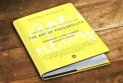 ملخص كتاب فن الاحتمالات The Art of Possibility