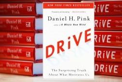 ملخص كتاب Drive والحقيقة المفاجئة حول ما يحفزنا