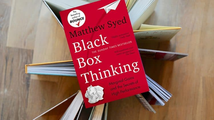 ملخص كتاب Black Box Thinking
