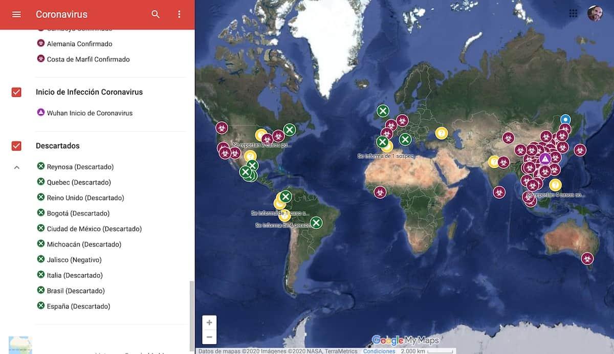 كيف تساعد خرائط جوجل الشركات والأعمال التجارية على مواجهة فيروس كورونا